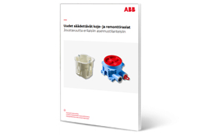 brochures abb oy wiring accessories. Black Bedroom Furniture Sets. Home Design Ideas